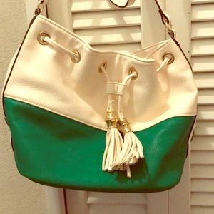 Purse with Tassels
